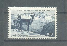 Andorra French  1950 MNH - Nuevos