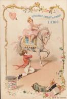 Chromo  Liebig  :  Le Cirque   ///   Ref. Oct. 20 :  BO. 58 - Liebig