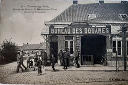 Tourcoing - Bureau De Douane De Risquons-Tout - Départ Des Fraudeurs - Tourcoing
