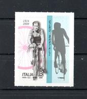 ITALIA  :  GINO BARTALI Nel 20° Della Scomparsa  - 1 Val. MNH**  Del  3.10.2020 - 2011-...: Ungebraucht