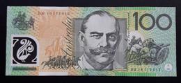 Australia 100 Dollars 2010 UNC - Emissioni Governative Decimali 1966-...