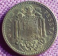 SPANJE :  1 PESETA 1949 *52 KM 775 - [ 4] 1939-1947 : Gobierno Nacionalista