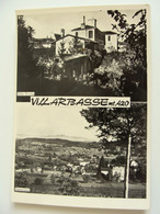 VILLARBASSE   TORINO    PIEMONTE  VIAGGIATA    COME DA FOTO - Italy