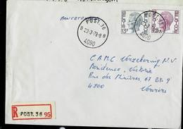Doc. De  POST. 36 - B B  - ( 4090 ) Du 23/03/79 En Rec. ( E ) - Correo Militar