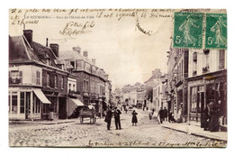 27 - LE NEUBOURG - Rue De L' Hôtel De Ville - Le Neubourg