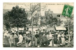 27 - LE NEUBOURG - Le Marché Aux Volailles - Le Neubourg