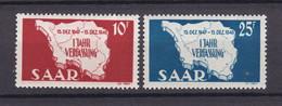 Saarland - 1948 - Michel Nr. 260/261 - Postfrisch - Unused Stamps