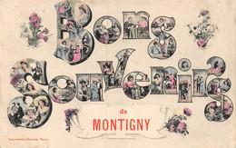A-20-5265 : BONS SOUVENIRS DE MONTIGNY - Montigny Le Bretonneux