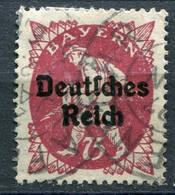 Deutsches Reich -  Mi. 127 (o) - Oblitérés