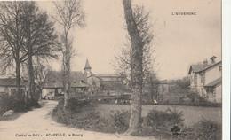 15 LACAPELLE  Vue Du Bourg - Sonstige Gemeinden