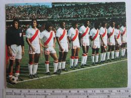 Sports > Football équipe Pérou World Cup 1978 - Fussball