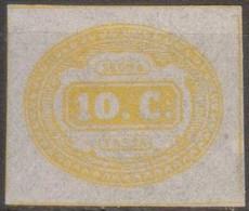 Italia 1863 Regno Segnatasse UnN°1 (*) Non Periziato - Postage Due