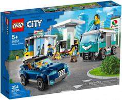Lego City - LA STATION SERVICE Octan Réf. 60257 Neuf - Zonder Classificatie