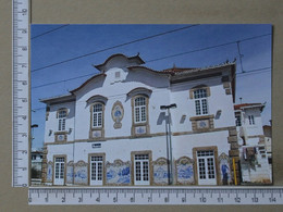 PORTUGAL - ESTAÇÃO DE CAMINHO DE FERRO -  AVANCA - 2 SCANS  - (Nº11369) - Aveiro