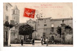 81 - VIELMUR . L'ÉGLISE ET LE CHÂTEAU - Réf. N°10919 - - Vielmur Sur Agout