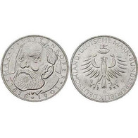 5 DM Maximilian Von Pettenkofer 1968 Bankfrisch - [ 7] 1949-… : FRG - Fed. Rep. Germany