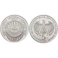 5 DM Frankfurter Nationalversammlung 1973 Bankfrisch - [ 7] 1949-… : FRG - Fed. Rep. Germany