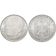 5 DM Gustav Stresemann 1978 Bankfrisch - [ 7] 1949-… : FRG - Fed. Rep. Germany