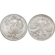 5 DM Christoph Von Grimmelshausen 1976 Bankfrisch - [ 7] 1949-… : FRG - Fed. Rep. Germany