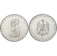 5 DM Heinrich Von Kleist 1977 Bankfrisch - [ 7] 1949-… : FRG - Fed. Rep. Germany