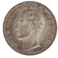 BAYERN, 3 Mark, König Otto, 1913 D, Jg. 47 - 2, 3 & 5 Mark Argento