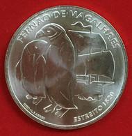 """# PORTUGAL 7,5 Euro """"Fernão Magalhães"""" Magellan (Détroit / Strait / Estreito) 2020 UNC (argent/silver 500/1000) - Portugal"""