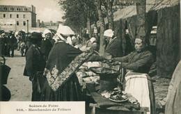 14545   COTES D'ARMOR   BRETAGNE - MARCHANDES DE FRITURE - SCENES DE FOIRE 988 - SAINT BRIEUC   - état Neuf - Saint-Brieuc