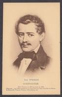 116866/ Johann STRAUSS Fils, Compositeur Autrichien - Cantanti E Musicisti