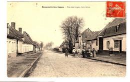 PAS DE CALAIS - 62 - BEAUMETZ LES LOGES - Rue Des Loges Vers Arras CIRCULEE-petit Trou D'epingle - Unclassified