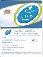 FRANCE - Coriolis Telecom GSM(nano Sim), Chip F17, Mint - Frankreich