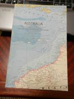 1) NATIONAL GEOGRAPHIC AUSTRALIA 1963 - World