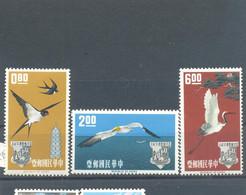 Taiwan 1964 Fruit MNH - Ungebraucht