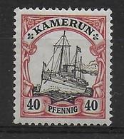 Deutsche Kolonien Kameroen 13 - Colony: Cameroun