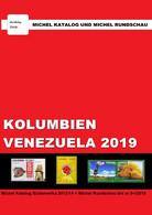 Catalogue De Timbres Poste Michel Colombia Venezuela Stamps  Catalog PDF LIVRAISON GRATUITE FREE SHIPPING - Topics