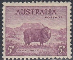 Australia, Scott #172, Mint Hinged, Merino Sheep, Issued 1937 - Neufs