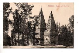 10 - TROYES . RUINES DE LA VACHERIE - Réf. N°10940 - - Troyes