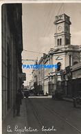 145309 ARGENTINA CORDOBA LA LEGISLATURA & RAILROAD POSTAL POSTCARD - Argentina