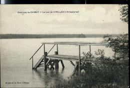 Environs De Chimay - Le Lac De VIRELLES (115 Hectares) Carte Neuve - Chimay