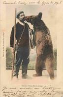 09 Eleveur D'ours Haute Ariège   CPA Ed. Fauré Et Fils - Altri Comuni