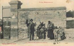 09 Montreurs D'ours De L'Ariège   CPA Ed. Labouche N°1 Types Méridionaux - Altri Comuni