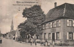 Gruss Aus Schweighausen  Guerre De 1914 - Altri Comuni