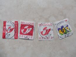 Belgique / Belgie En Oblitéré  3180/3183 /   Gestempelt  Mooie - Belgium