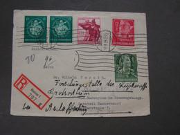 Hanau 1944 - Cartas