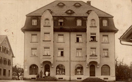 77988- Rorschach Concordia Consum Genossenschaft Bodensee Kanton St. Gallen Um 1905 - SG St. Gallen