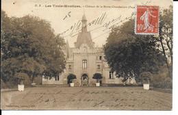 """LES TROIS MOUTIERS """" Chateau De La Motte Chandeniers """"    N°3015 - Sin Clasificación"""