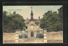 CPA Fismes, L`Hopital, Krankenhaus - Fismes