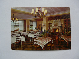 VIEUX PAPIERS - CARTE DE VISITE : Hôtel Restaurant De L'Aqueduc - Maintenon - Visitekaartjes