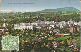 001411 - AUSTRIA - GRAZ - NEUES ALLGEM. LANDES KRANKENHAUS - 1912 - Graz