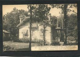 "CPA - ANDERNOS LES BAINS - Villa ""Euréka"", Ancienne Villa De Mme Sarah Bernhardt - Andernos-les-Bains"
