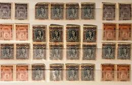 Montenegro Old Stamps 1908-1010 - Montenegro